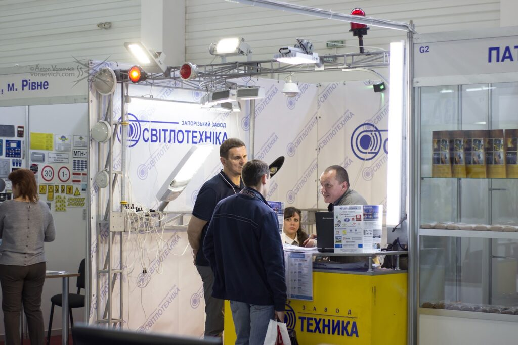 Organization of participation in the exhibition