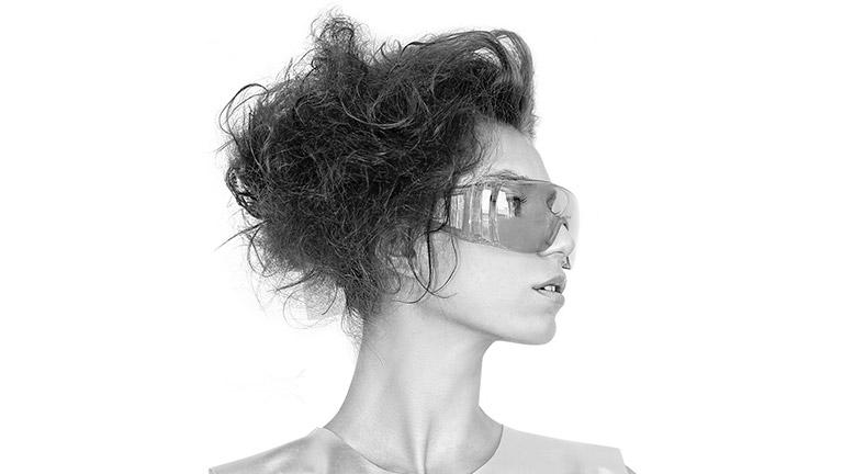 Black and white futurism