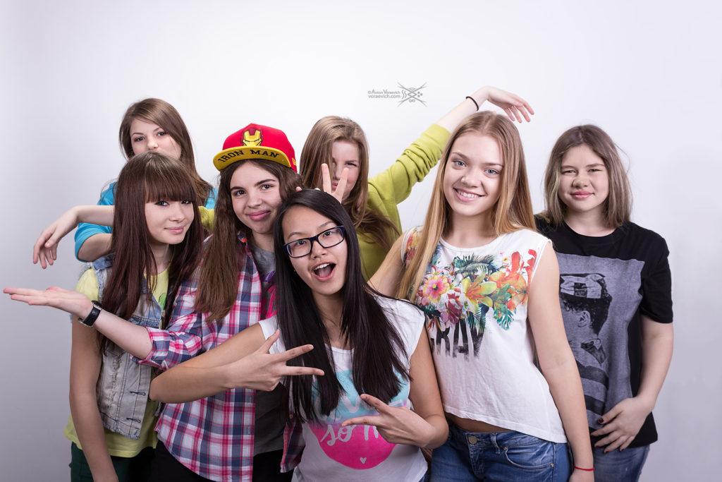 School photo shoots